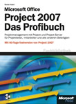 MS Project 2007 – Das Profibuch