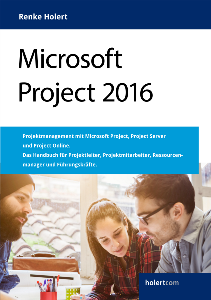 Microsoft Project 2016 , MS Project Buch