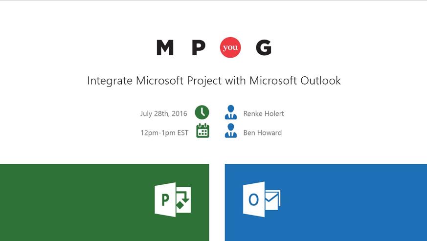 Microsoft Project, Microsoft Outlook, Urlaub, Task Sync